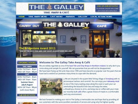 The Galley Café