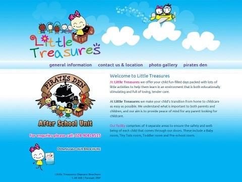 Little Treasures Daycare